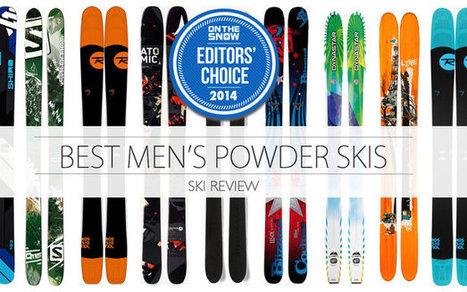 2014 Men's Ski Editors' Choice: Powder - OnTheSnow | Pratique Glisse | Scoop.it