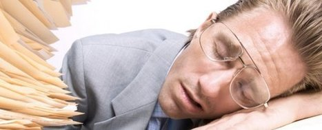 Eight Bad Sleep Habits That Are Killing Your Success | Success Inspiration | Scoop.it