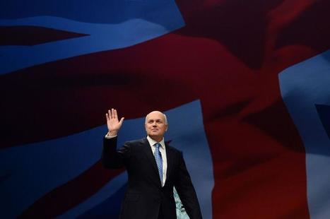 Iain Duncan Smith tells disabled people to work their way out of poverty - The Independent | welfare reform | Scoop.it