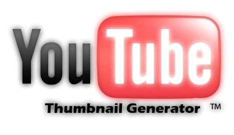 How To Get The Full Thumbnail Set of Any YouTube Video: YouTube Thumbnail Generator | SocialMediaDesign | Scoop.it