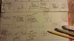 Five Fantastic Reasons for Using Storyboards When Creating Visual Content | Literary Productivity | Scoop.it