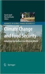 Climate Change and Food Security: Adapting Agri... | Food Security and Nutrition | Scoop.it