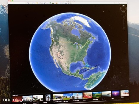 Google Earth Pro features now available for free to everyone | Teaching in the XXI Century | Scoop.it