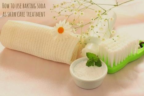 Beauty - Baking soda skin care recipes |The Seaman Mom | Healthy Lifestyle | Scoop.it