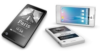 New YotaPhone will feature LCD screen on one side, E-Ink on the other | MobileandSocial | Scoop.it