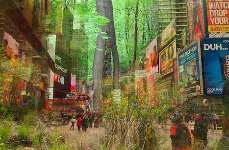 New-York : Une forêt éphémère au coeur de Times-Square ? | Urbanisme | Scoop.it