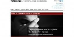 Comment les médias en ligne relancent le journalisme d'investigation ? | La petite revue du journaliste web | Scoop.it