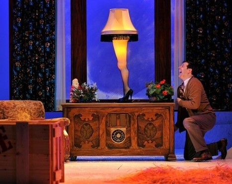 'A Christmas Story, The Musical' Gets Tony Nod | OffStage | Scoop.it