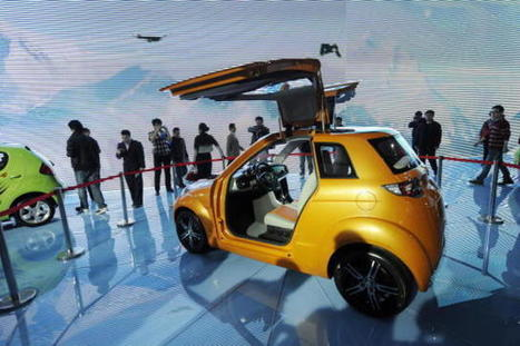 To See the Future of Electric Cars, Look East - Bloomberg View | INNOVATION ET TECHNOLOGIES | Scoop.it