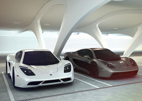 Vencer Sarthe Supercar   The Top Car   Damn It's Awesome   Scoop.it
