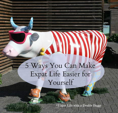 Expat Life With a Double Buggy: 5 Ways You Can Make Expat Life Easier for Yourself | Location Independent | Scoop.it