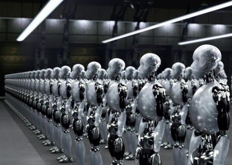 La France veut plus de robots et investit 100 millions d'euros de fonds publics et privés | Tout est relatant | Scoop.it