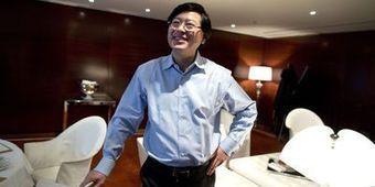 """Yang Yuanqing, PDG de Lenovo: """"L'acquisition de BlackBerry nécessiterait de nous endetter""""   Actus Lenovo France   Scoop.it"""