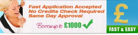 6 to 12 month Quick loans - Till payday Urgent Loans | Urgent Loans | Scoop.it