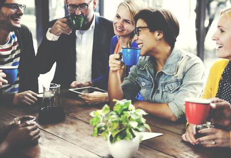 Employees Who Network Together, Stay Together | Autodesarrollo, liderazgo y gestión de personas: tendencias y novedades | Scoop.it