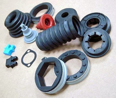 MachinesZone: Rubber Molded Components for Auto Industy | Machines & Equipments | Scoop.it