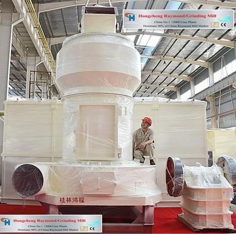 Guilin HongCheng Mining Equipment Manufacture Co., Ltd - China No.1 Raymond Mill/Grinding Mill +2000 Case Plants | click hcraymondmill.com | Scoop.it