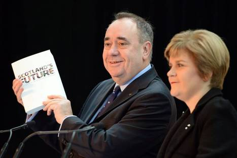 'What we could be': Alex Salmond launches blueprint for Scottish independence | British politics | Scoop.it