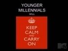 Young Millennials Will Keep Calm & Carry On - MTV Press Survey of Millennials   strategic planning   Scoop.it