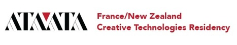 #Residency Program 4#French_creative practitioner in #New_Zealand & #Auckland University of Technology. | confettis | Scoop.it