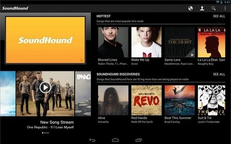 10 Best Online Radio Apps for iPhone and Android   Andriod   Scoop.it
