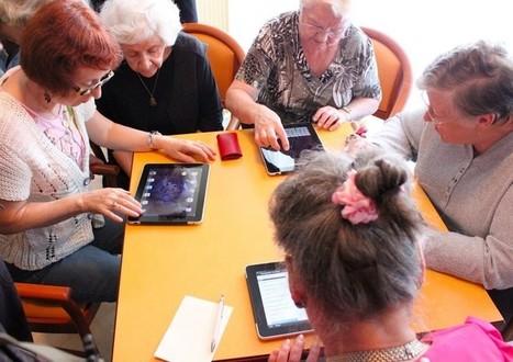 Les seniors connectés, un enjeu économique et social | L'Hebdo | E-pedagogie, apprentissages en numérique | Scoop.it