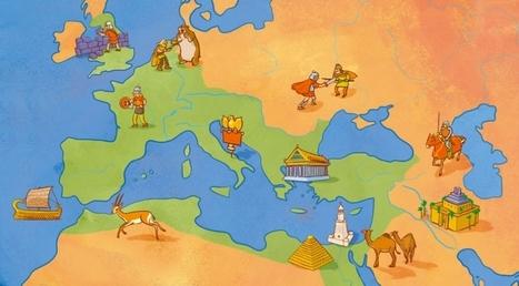 Les civilisations antiques | Histoire du Monde | Scoop.it
