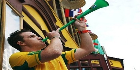 Vuvuzela World Cup - Android Apps on Google Play | METROQUBE | Scoop.it
