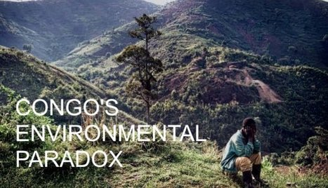 Congo's Environmental Paradox: Potential and predation in a land of plenty. By Professor Theodore Trefon - Book review. | International aid trends from a Belgian perspective | Scoop.it