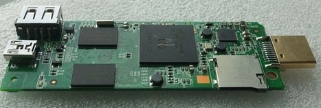 QuickEmbed UPuter Pi – $69 AllWinner A10 Development Board | Embedded Systems News | Scoop.it
