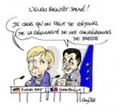 "Bien-euro dirigeants franco-allemands | Argent et Economie ""AutreMent"" | Scoop.it"