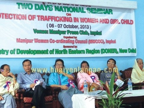 Root causes of human trafficking in State dissected : 07th oct13 ~ E-Pao! Headlines   Human trafficking   Scoop.it