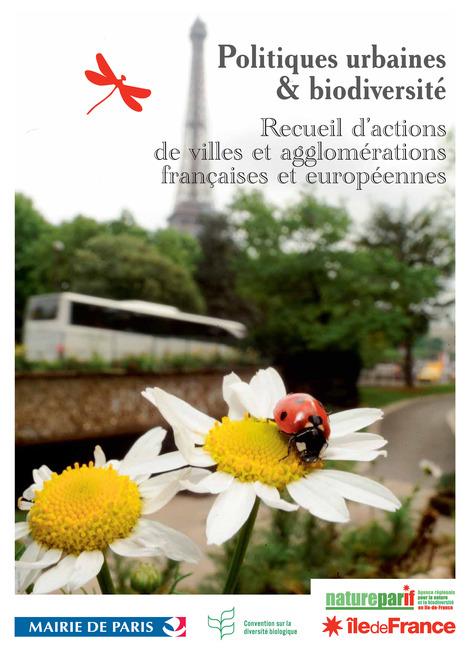 Paysage durable: Politique urbaine et biodiversité | Nature en ville et Biodiversité | Scoop.it