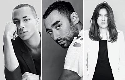 Mudanças chacoalharam a direção criativa de várias marcas de luxos nos últimos m moda ELLE Abril | modanamodaem2012 | Scoop.it