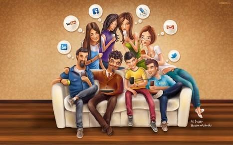 Avatar-habitar-actuar. Jóvenes en las redes sociales virtuales: ¿habitantes, navegantes o actores digitales? | Mónica Eliana García Gil, Edwin Arcesio Gómez Serna | Comunicación en la era digital | Scoop.it