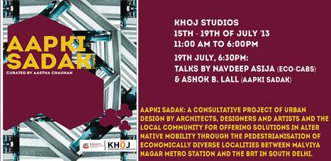 "Aapki Sadak | ""Smart Citizens"" in Mediated Urban Spaces | Scoop.it"