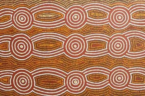 Enchères : des oeuvres d'art aborigène d'Australie en vente à Paris   Blow-Art   Scoop.it