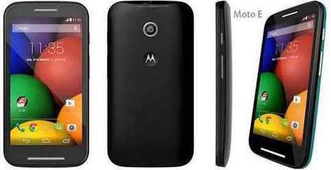 Motorola Moto E Full Features and Price - Buy Online Flipkart | infobee | Scoop.it