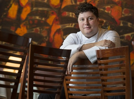 Anthony Lombardo, Chef in a 800 seats restaurant in Washington, studied in Le Marche | Le Marche and Food | Scoop.it