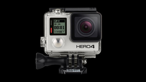 GoPro Hero 4: Everything You Need to Know - Outside Magazine | Motor City Scuba | Scoop.it