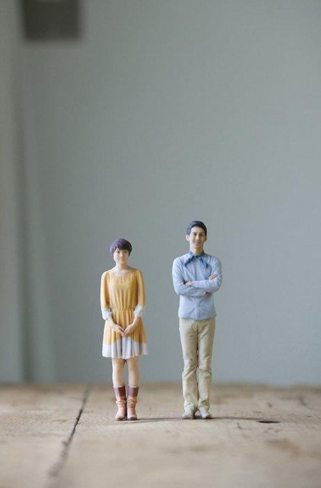 時代はここまできた!家族の肖像はフィギュアで残す3Dプリンター - OMOTE 3D SHASHIN KAN -   Coming Startup and Technologies   Scoop.it
