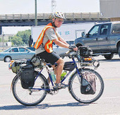 BFAS supporter completes bike ride around perimeter of US to aid homeless pets   Pet News   Scoop.it