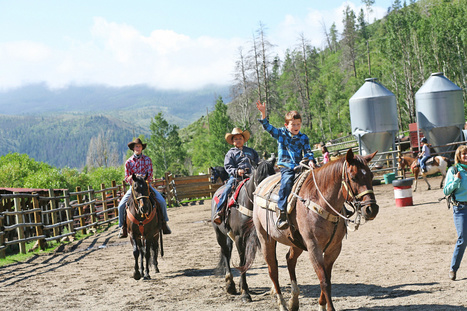 Travel Deals: Unleash your inner cowboy with a stay at a Colorado dude ranch | Toronto Star | Dude Ranch Vacations | Scoop.it