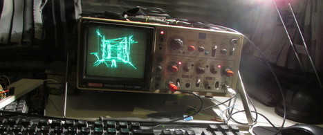 Quake on an oscilloscope: A technical report | Divers | Scoop.it