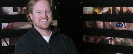 TED 2012 /// Andrew Stanton dando uma aula sobre storytelling ... | Arte de cor | Scoop.it