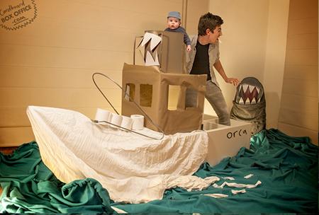 Des cartons, un bébé et ses parents = des films cultes revisités ! - My Babymoov | Autour de la puériculture, des parents et leurs bébés | Scoop.it