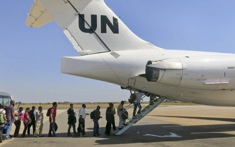 U.N. human rights chief: mass grave found in South Sudan | Human Rights and the Will to be free | Scoop.it
