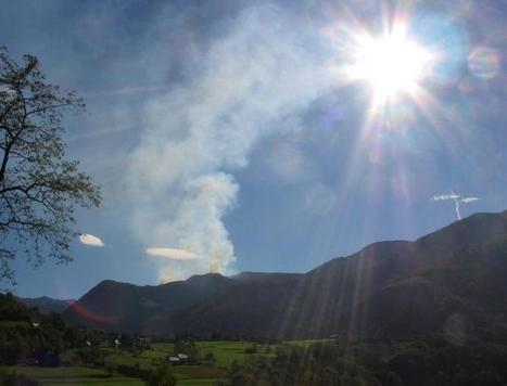 Un mois d'octobre parmi les plus doux de l'histoire | Vallée d'Aure - Pyrénées | Scoop.it