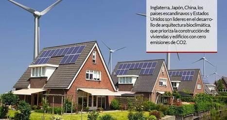 ¿Cómo construir sin afectar al medio ambiente? La arquitectura bioclimática da los primeros pasos | Construcciones e infraestructuras rurales | Scoop.it