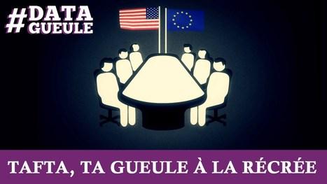 ▶ TAFTA ta gueule à la récré #DATAGUEULE 14 | Think outside the Box | Scoop.it